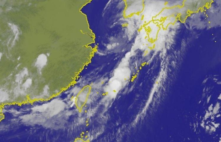 大雨還要下多久? 低壓區「91W」路徑預測圖曝光