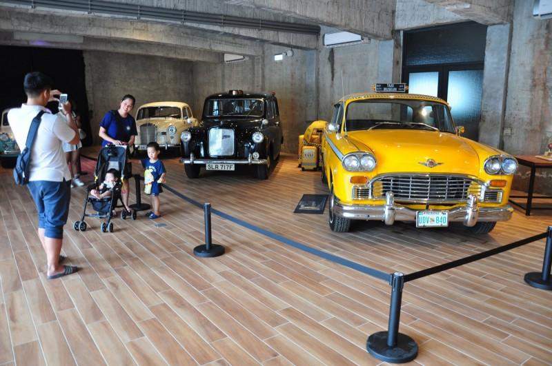 計程車博物館蘇澳開館 車迷朝聖新景點