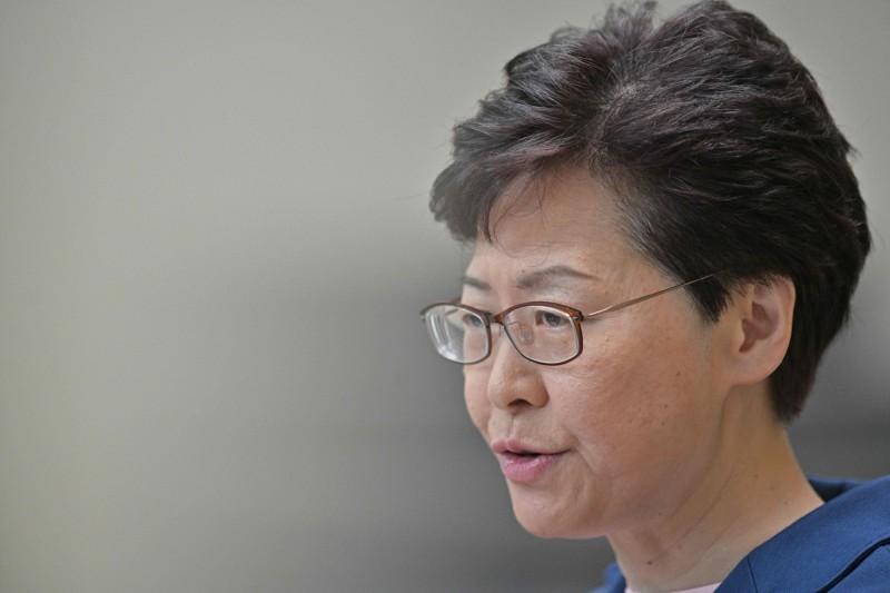 反送中風波不斷 傳香港特首等首長個資被PO上網