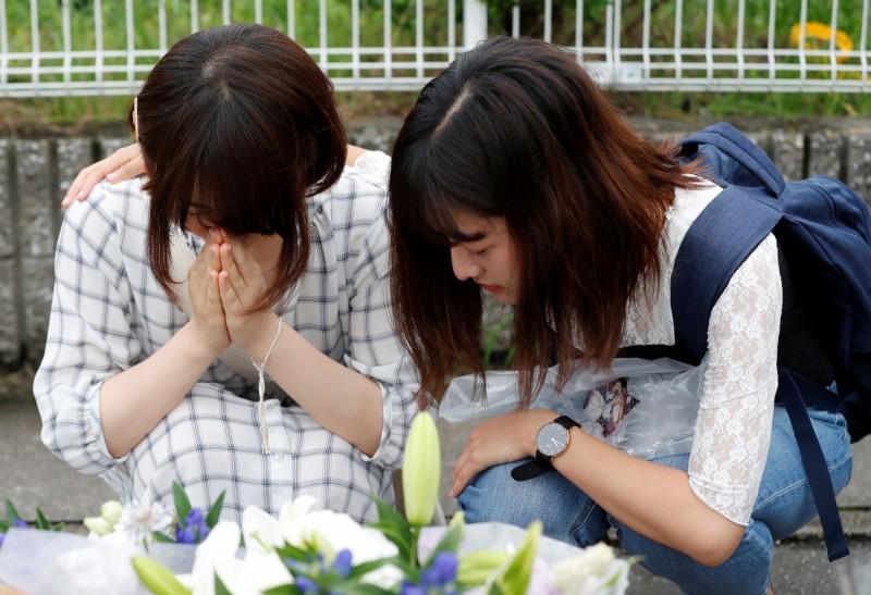 不捨!京都動畫遭縱火34死 罹難者多是年輕女性