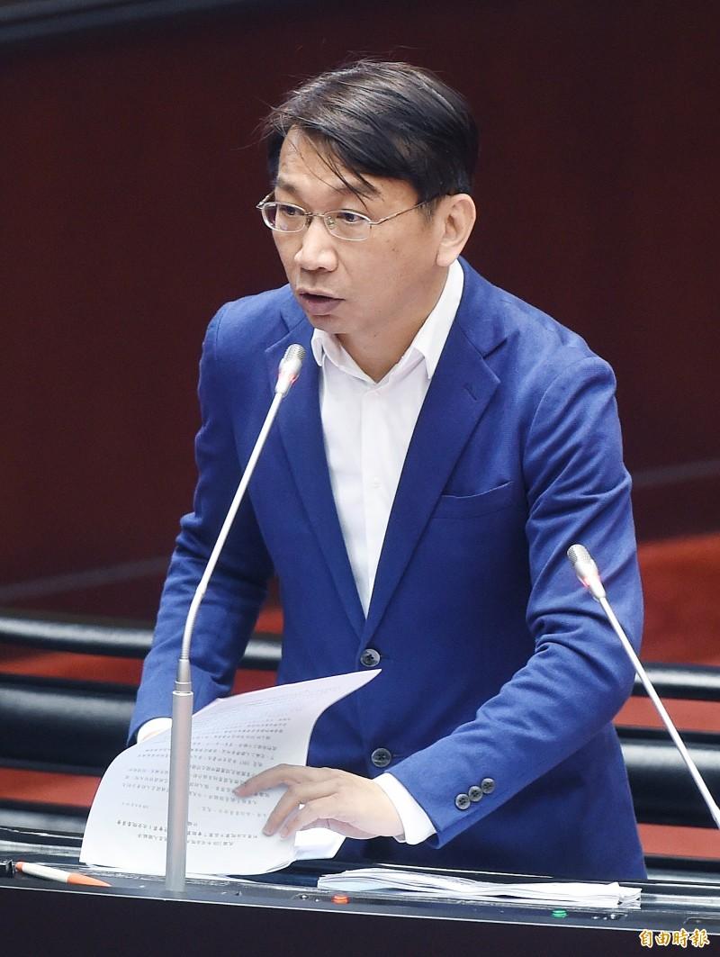 「人民泡水不解決」徐永明爆氣轟韓國瑜:2020直接出局!