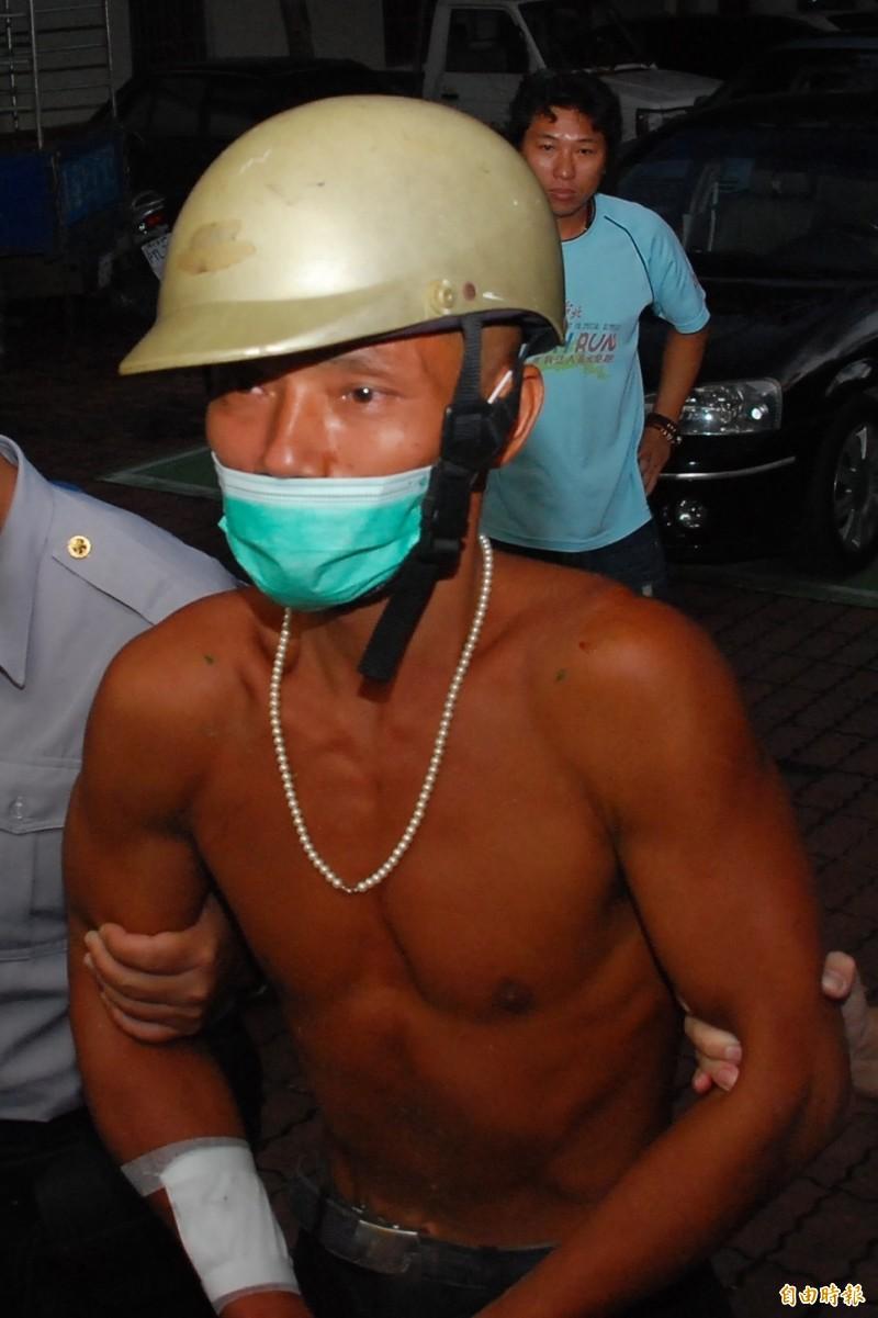 林金寶2009年曾在滿州落網。(資料照,記者蔡宗憲攝)