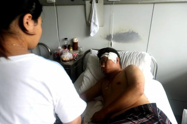 中國河南義馬大爆炸 受難家屬質疑政府壓消息