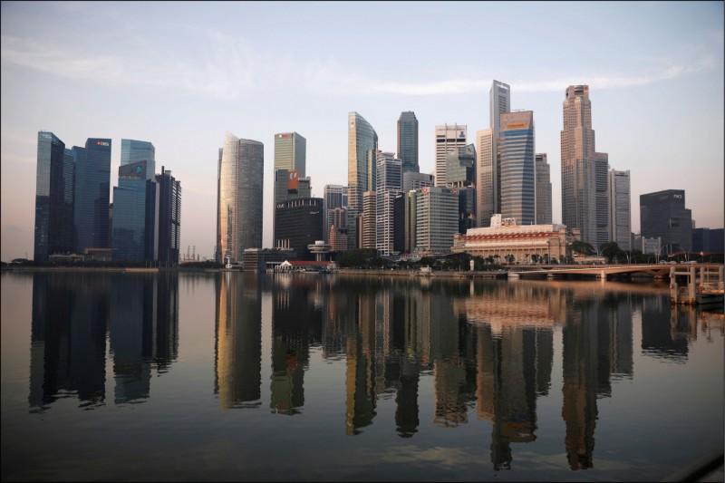 新加坡。(路透檔案照)
