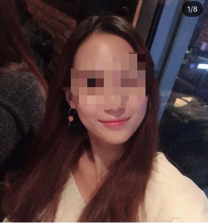南韓金姓女子來台旅遊,遭澳門籍男子襲臀。(記者王冠仁翻攝)