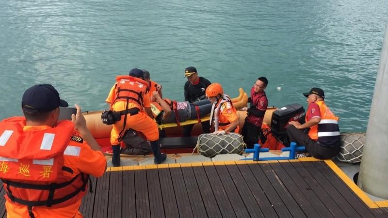 澎湖白沙岐頭海域發現女浮屍 身分查到了