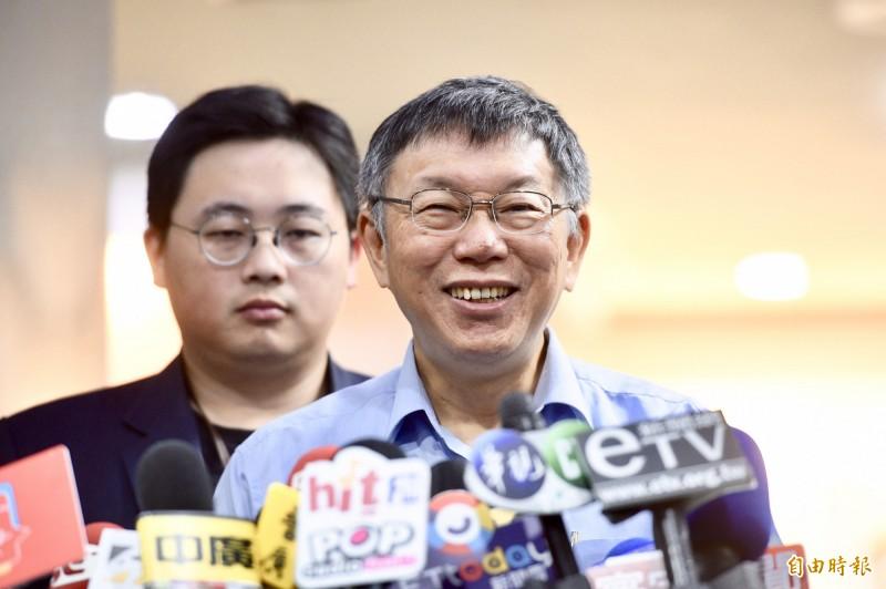 柯P回應香港慘案 呂秋遠提「這點」:非我理想的政治人物