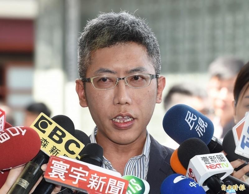 黃國昌點名李大維 總統府:蔡總統已指示整飭國安紀律
