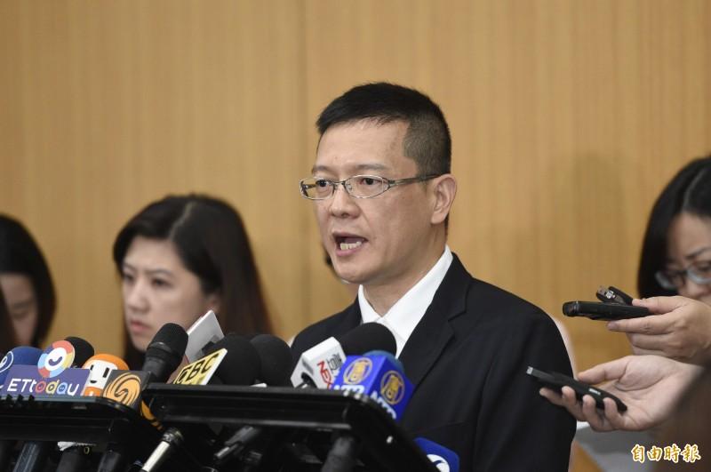 前立委孫大千(見圖)今上午於臉書談到近日高雄市長韓國瑜被台北市長柯文哲批「草包」。(資料照)