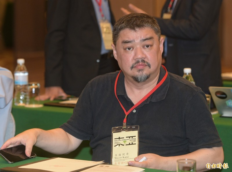 中國民運人士吾爾開希批李鵬「惡貫滿盈」、「死有餘辜」。(資料照)