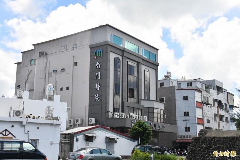 恆春南門醫院可望成為高醫夥伴。(記者蔡宗憲攝)