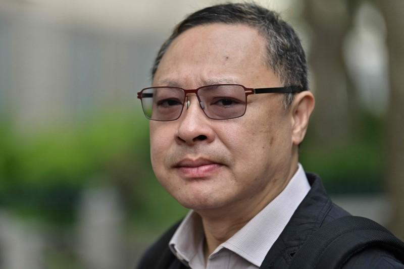 佔中發起人戴耀廷,近日在獄中寫信給外媒指出,香港親中政府多年來無視和平抗爭,讓港人對於暴力抗爭的接受程度有所提升。(法新社)
