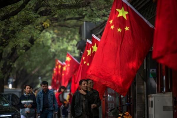 中國禁止遊客來台自由行,外國網友搶著想要中國也對其他國家施行這項政策。(歐新社)