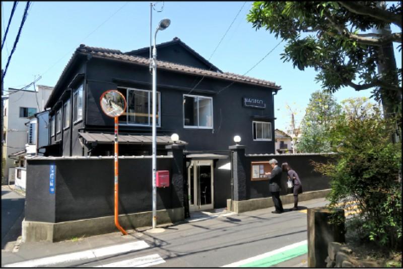 HAGISO是由1棟兩層樓日式建築所改造的複合式空間,內含多種不同用途的使用空間。(記者吳書緯/攝影)