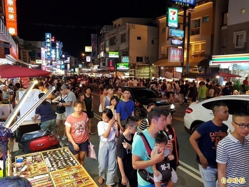 日本產經新聞旗下的富士晚報報導中國從8月起限縮自由行旅客訪台措施,認為對於有意訪台的日本人而言無疑是一大好時機。(資料照)