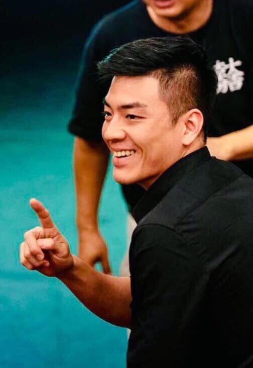 民進黨社團部主任吳濬彥將接任新任發言人。(讀者提供)