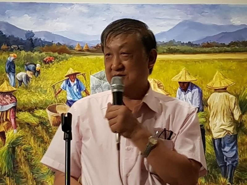 文化人陳慶芳過世,台灣失去一位正港關注鄉土文化的人才,讓人相當難過不捨。(圖擷取自陳慶芳臉書)