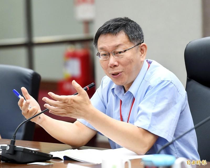 邱毅認為,郭文哲欲拉攏郭台銘、王金平形成聯盟,柯目標放在2024年總統大選。(資料照)