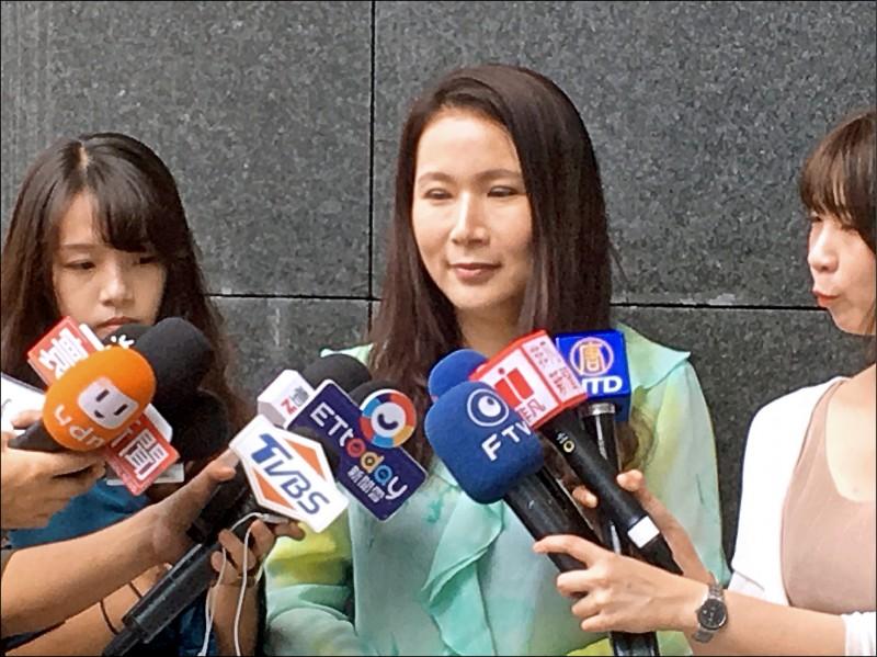 永齡基金會執行長劉宥彤昨意有所指地形容,韓國瑜代表國民黨參選情況是「福委會主委卻想當CEO」。(資料照)