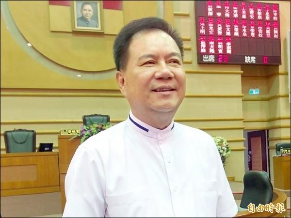 前嘉嘉市議員郭明賓涉賄選案,嘉義地院判刑2年。(資料照)