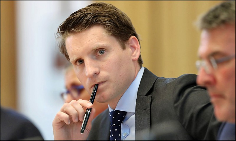 澳洲國會情報和安全聯合委員會主席海斯迪。(取自網路)