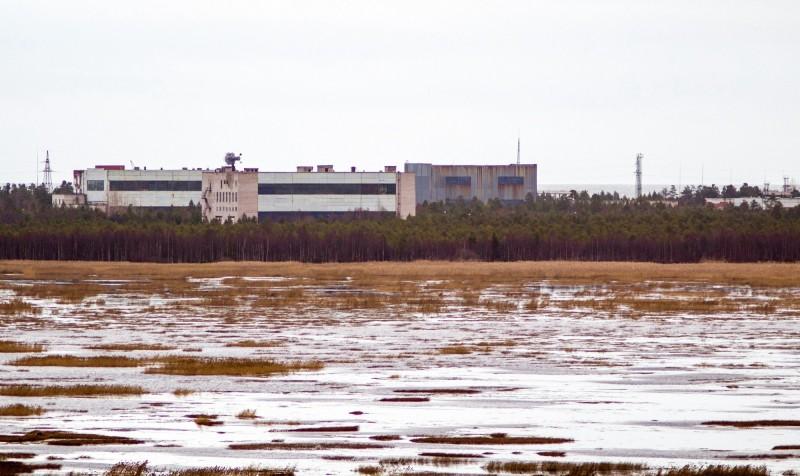 綠色和平(Greenpeace)指出,事發後輻射值飆升至正常值的20倍,俄官方否認。(法新社)