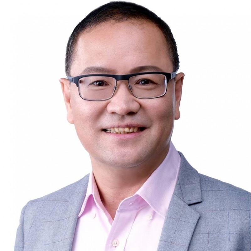 前台中市議員劉國隆已表態爭取參選第5選區立委。(劉國隆提供)