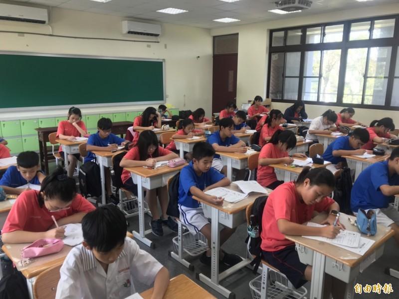 竹市班班有冷氣降溫計畫 30校完成電力系統更新