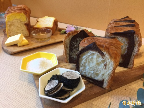 統一「昂舒巴黎」轉型   進駐小7首創麵包預購