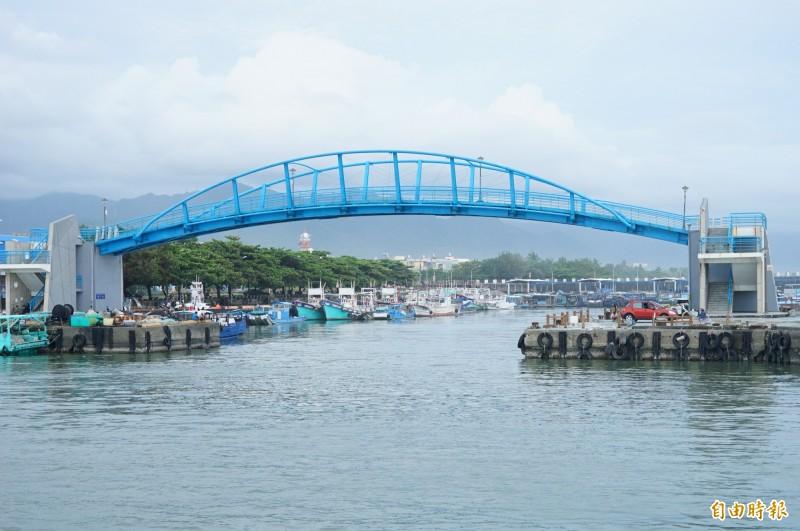 枋寮漁港。(記者陳彥廷攝)