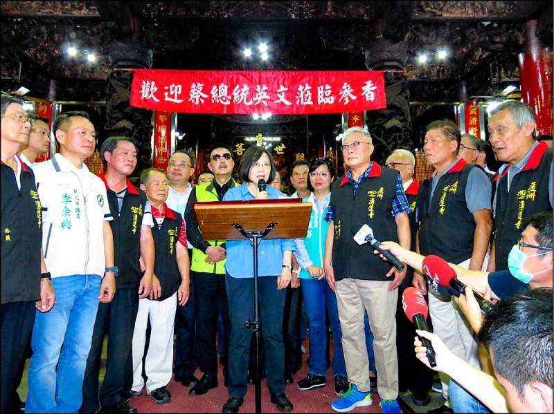 遭開除黨籍的陳宏昌(右三)批國民黨根本是一言堂。(資料照)