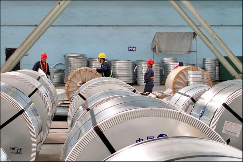 中鋼︰與中國冷軋鋼劃清界線