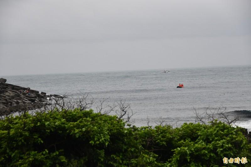 日籍男子墾丁潛水失蹤,經警消及威鯨救難協會發現,但已經失去生命跡象,正在恆春南門醫院急救。示意圖。(記者蔡宗憲攝)
