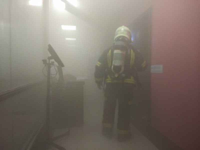台東東海岸渡假飯店油鍋起火 住客慌亂疏散