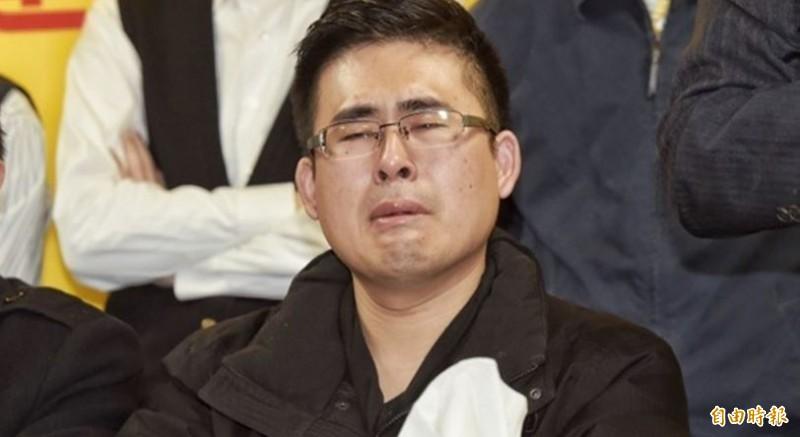 王炳忠認為台灣是中國土地,要求認為自己不是中國人的「鍵盤人」不想留可以離開。(資料照)