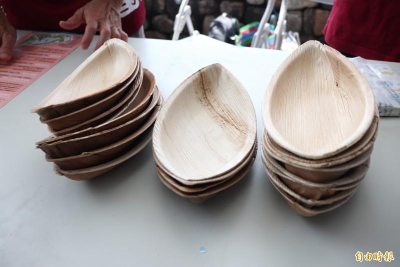 自備環保餐具換葉子餐盤 蘭陽博物館食在好鮮市集登場