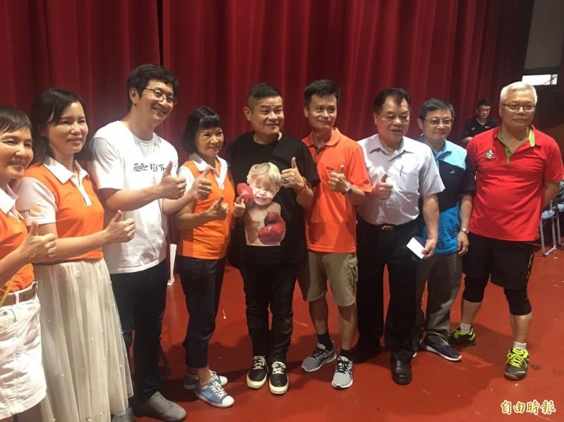 參加台灣民眾黨選基隆市長? 許效舜:以基隆黨為前提