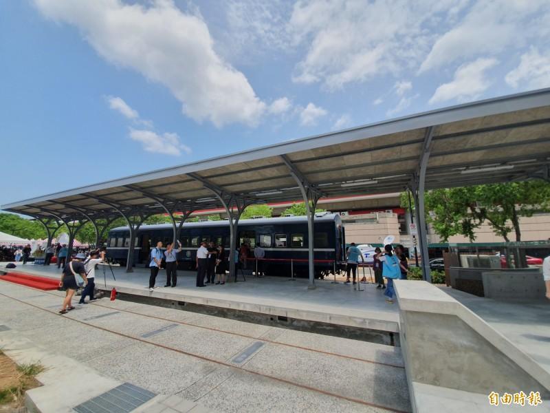 新北投車站二期完工 重溫舊鐵路風情