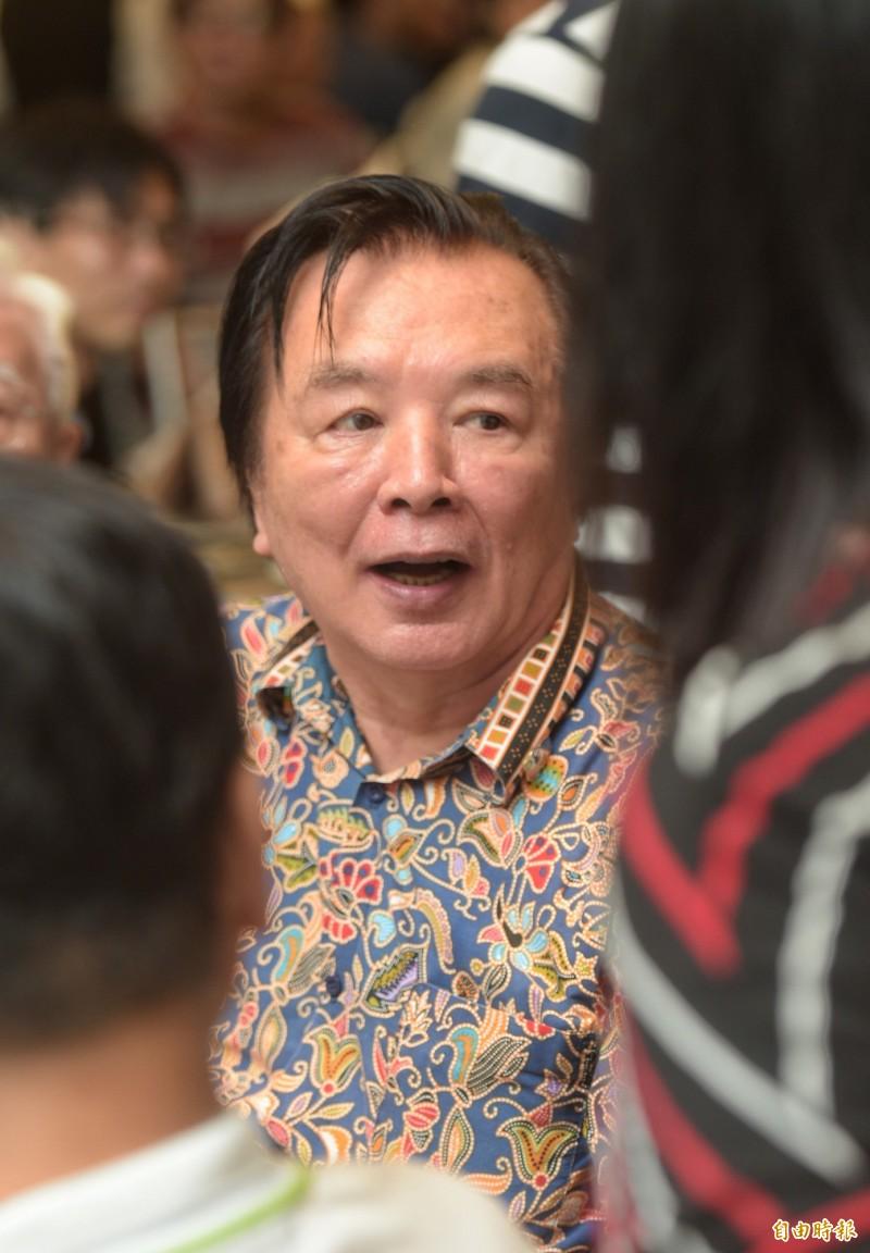 名模林志玲的父親林繁男。(資料照)