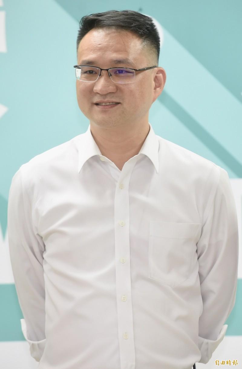蔡英文競選辦公室發言人阮昭雄說,韓國瑜國政顧問團名單都是馬英九擔任總統任內的政務官、智庫學者,這個633團隊令人沒有期待。(資料照)