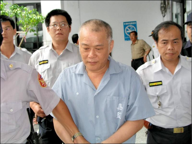 詹龍欄目前在宜蘭監獄服刑中。(資料照)