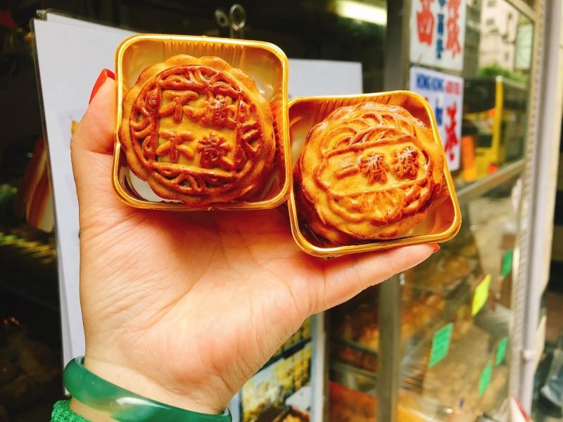 殺韃子? 香港餅舖推出「反送中」月餅