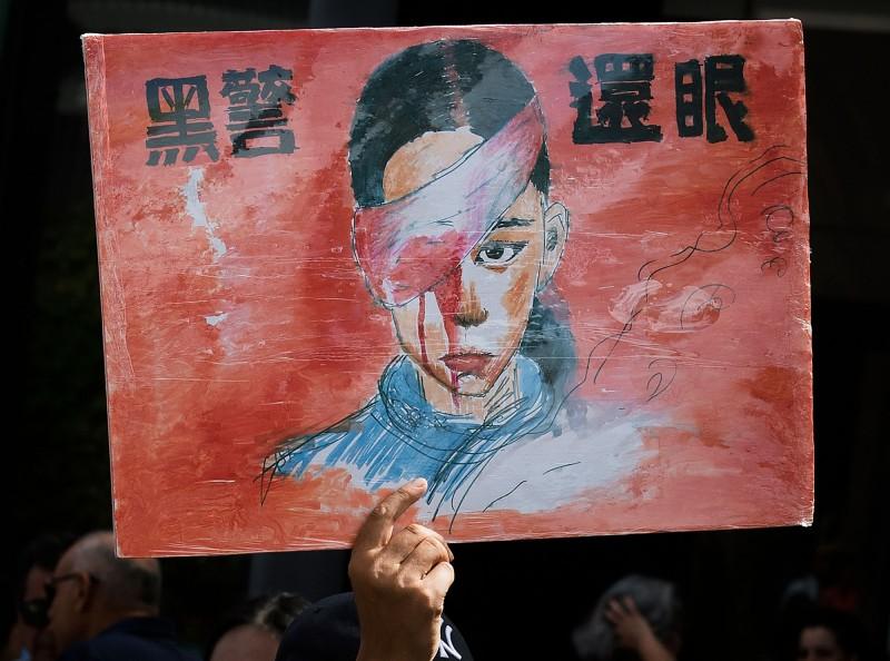 反送中》保護市民?港警不認濫用武力 強調「示威者先挑釁」