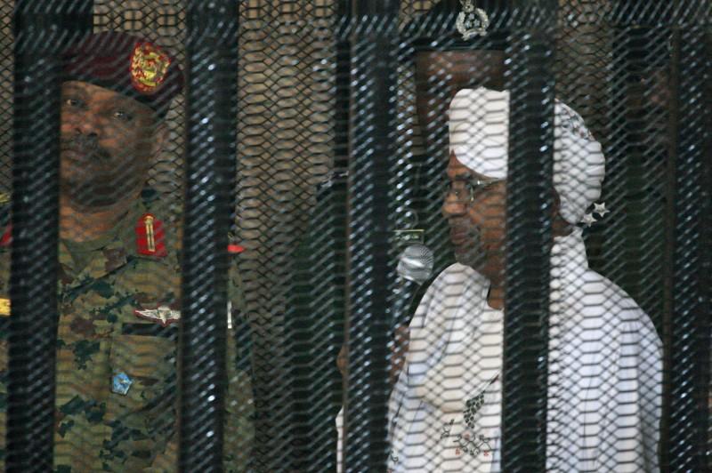專政近30年、收賄35億 蘇丹前獨裁者巴席爾出庭