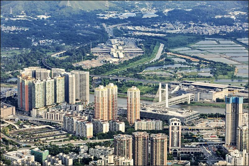 出招制衡 中國擬打造深圳為新香港