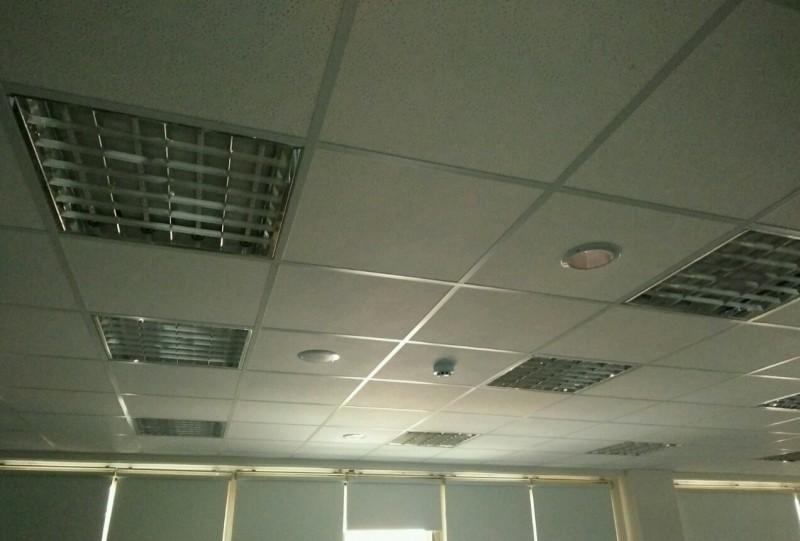 汰換室內照明改LED燈具 台中港務分公司節能又減碳