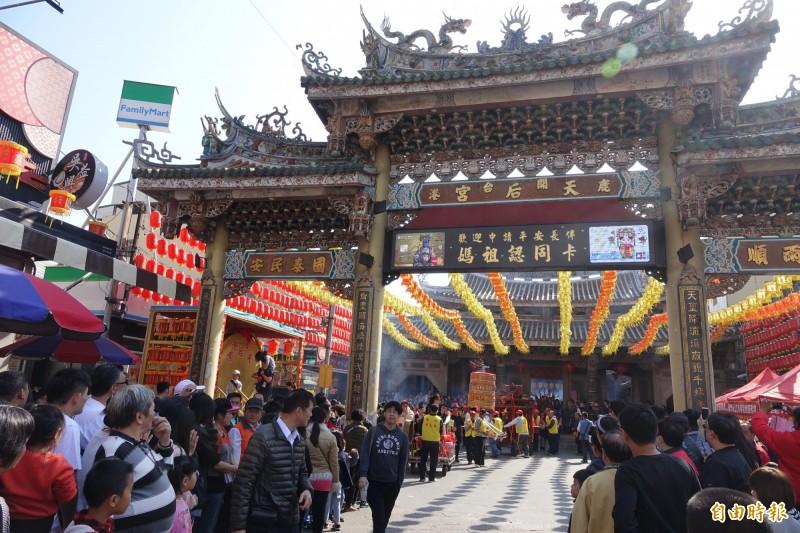 韓國瑜9月1日首發鹿港 參拜點最大可能是這裡‧‧‧