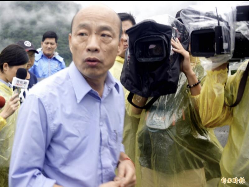 愛與包容?警要查追蹤器案被擋 等到韓市長指示了...不提告