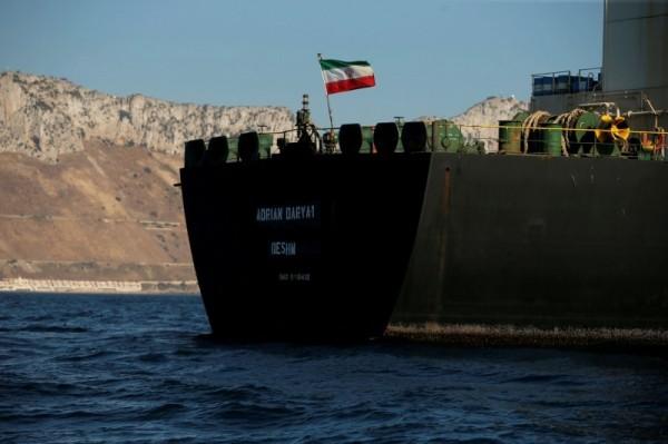 伊朗油輪航向希臘 美國警告「不要給予幫助」