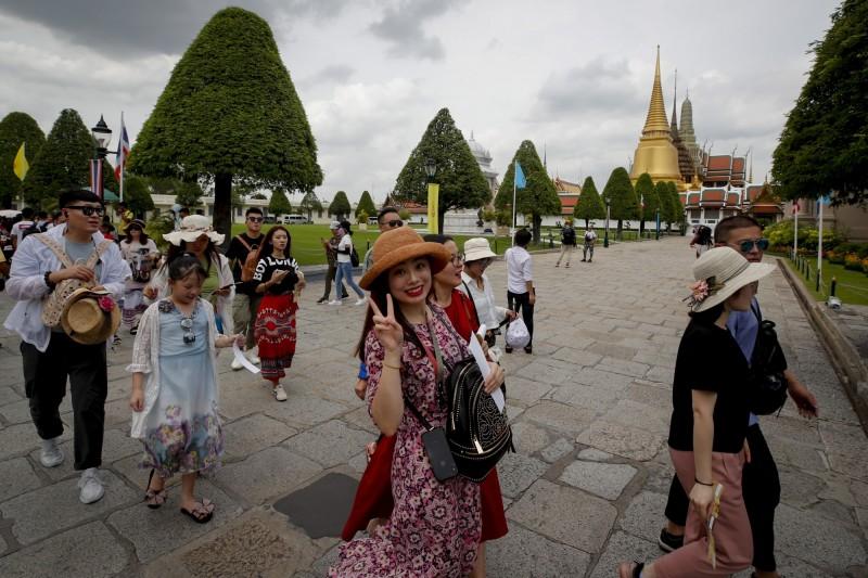 泰國落地簽免費延至明年4月底 中印免簽計畫被打槍